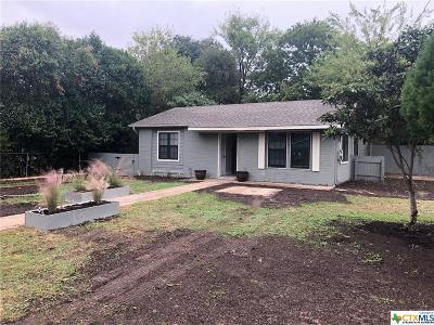 Georgetown Single Family Home For Sale: 601 W 6th Street