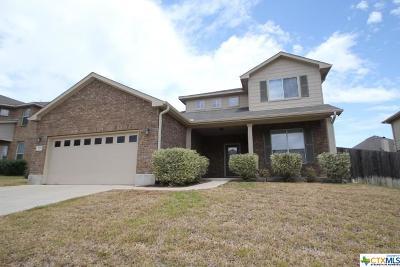 Harker Heights Single Family Home For Sale: 2615 Laguna Drive