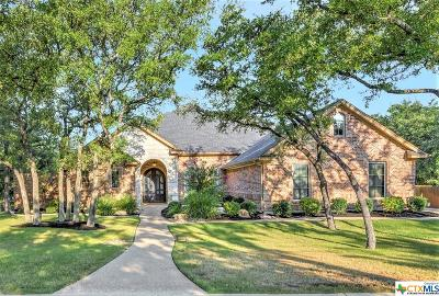 Belton Single Family Home For Sale: 16 Lago Verde Lane