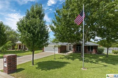 Temple TX Single Family Home For Sale: $185,000