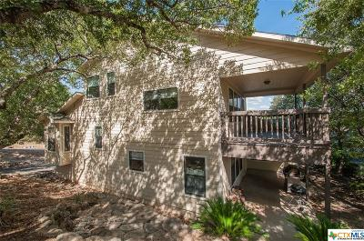 Canyon Lake Single Family Home For Sale: 244 Gallagher Drive