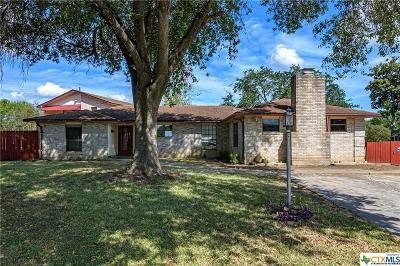 Seguin Single Family Home For Sale: 1002 River Oak Drive