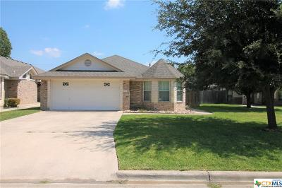 Killeen Single Family Home For Sale: 2012 Flagstaff Drive