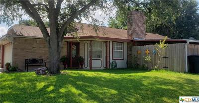 Temple TX Single Family Home For Sale: $120,000