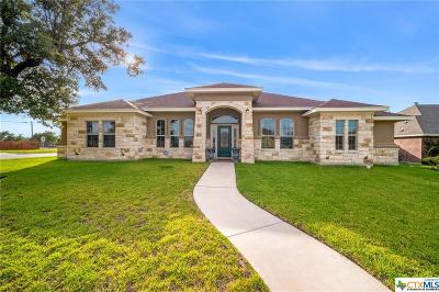 Copperas Cove Single Family Home For Sale: 1104 Nathan Lane