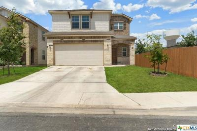 Selma Single Family Home For Sale: 455 Harvest Point