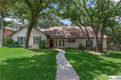 Temple Single Family Home For Sale: 4202 Spanish Oak Road