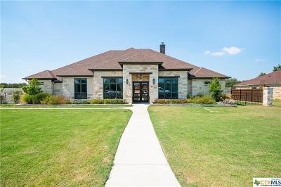 Salado Single Family Home For Sale: 522 Creekside Meadow Drive