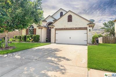 Killeen Single Family Home For Sale: 5506 English Oak Drive