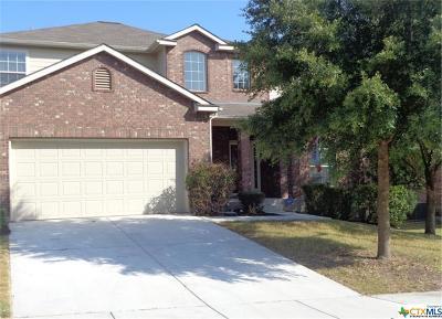 Schertz Single Family Home For Sale: 3113 Mason Creek