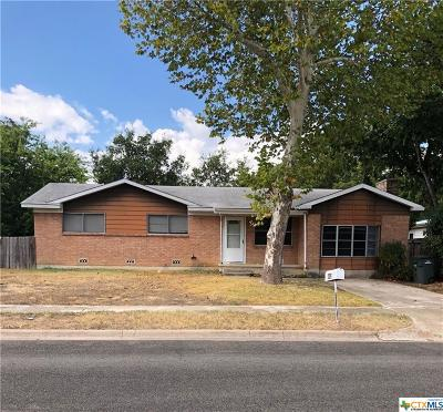 Copperas Cove Single Family Home For Sale: 512 Louise Street