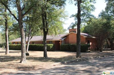 Belton Single Family Home For Sale: 1404 Sharon Road