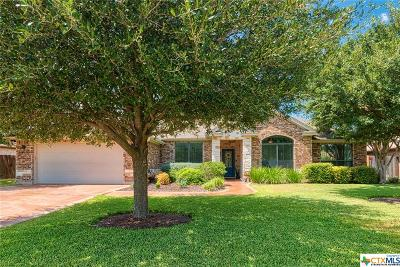 Harker Heights Single Family Home For Sale: 1909 Deer Field Way