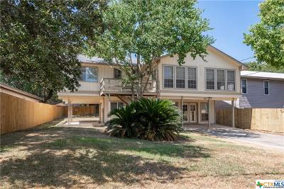 Canyon Lake Single Family Home For Sale: 178 Mary Ann Drive