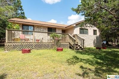 Wimberley Single Family Home For Sale: 102 Winn Valley Drive