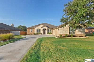 Belton Single Family Home For Sale: 1813 Lacy Ridge Drive