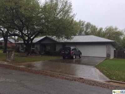 New Braunfels Rental For Rent: 1231 Clearwater
