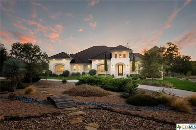 New Braunfels TX Single Family Home For Sale: $774,900