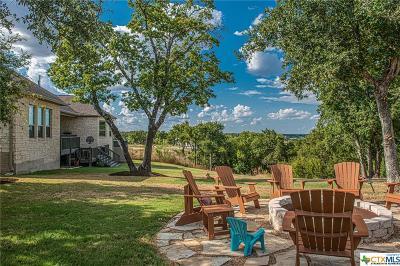 Leander Single Family Home For Sale: 3620 Juniper Rim Road