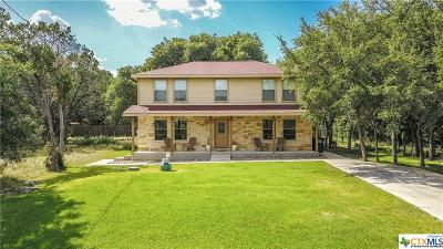 Canyon Lake Single Family Home For Sale: 1535 Bonnyview Drive