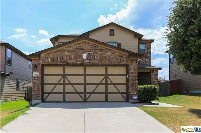 Temple Single Family Home For Sale: 9029 Sage Valley Drive