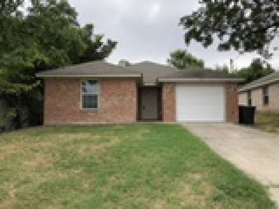 Temple Single Family Home For Sale: 715 S 53rd Street