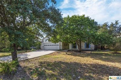 Wimberley Single Family Home For Sale: 42 Creekside Drive
