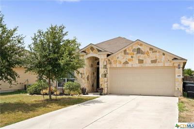 San Marcos TX Single Family Home For Sale: $199,900