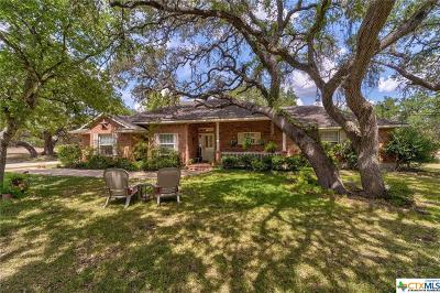 San Marcos TX Single Family Home For Sale: $484,500