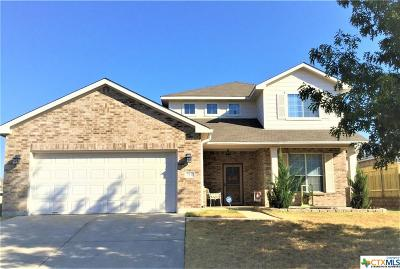 Harker Heights Single Family Home For Sale: 211 Tribal Trail