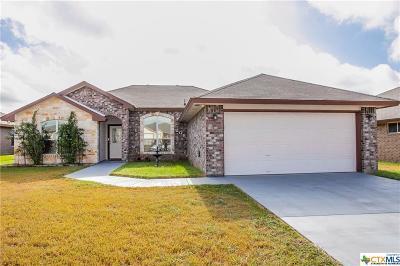 Nolanville Single Family Home For Sale: 208 Boxer Street