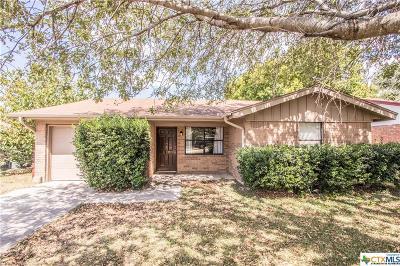 Harker Heights Single Family Home For Sale: 977 Dorothy Lane