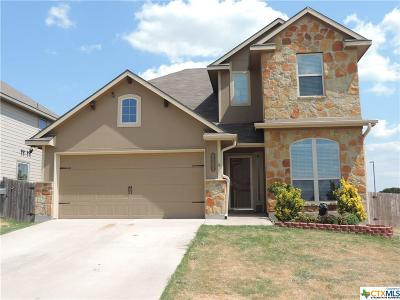 Killeen Single Family Home For Sale: 6502 Louise Lane