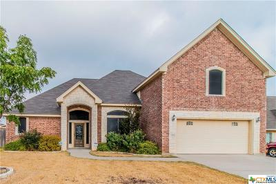 Belton Single Family Home For Sale: 800 Marshall