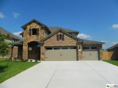 Harker Heights Single Family Home For Sale: 2302 Verona Court
