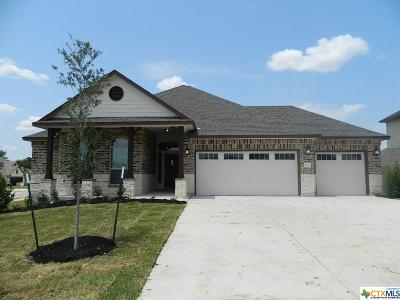 Harker Heights Single Family Home For Sale: 2301 Verona Court