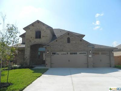 Harker Heights Single Family Home For Sale: 2307 Grosseto Court