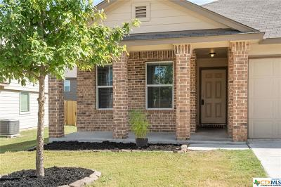 Hays County Single Family Home For Sale: 126 Linden Lane