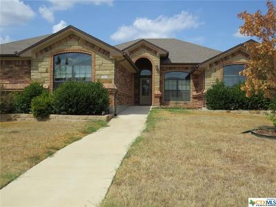 Harker Heights Single Family Home For Sale: 1101 Dry Ridge Road