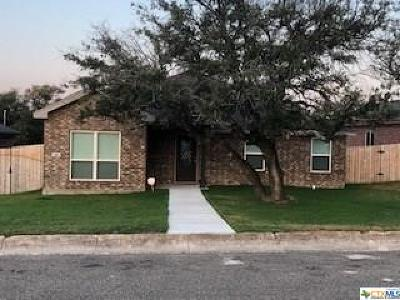 Lampasas Single Family Home For Sale: 14 Samac Lane