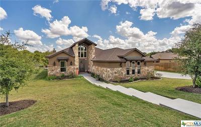 Salado Single Family Home For Sale: 2243 Woodland Bend Rd
