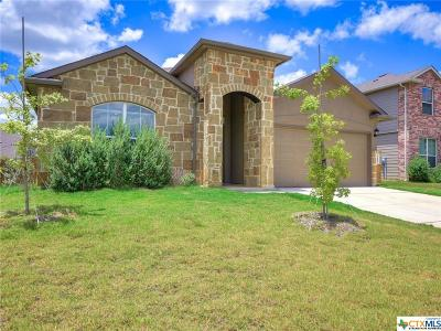 New Braunfels Single Family Home For Sale: 463 Willow Arch
