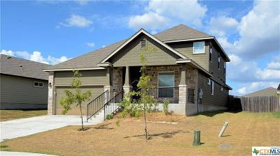 New Braunfels Rental For Rent: 2249 Olive Hill Drive