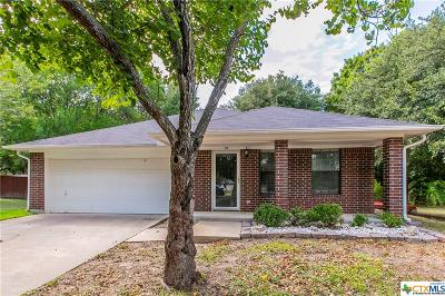 Belton Single Family Home For Sale: 6730 Stacey Drive