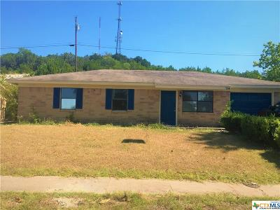 Copperas Cove Single Family Home For Sale: 714 N 19th Street