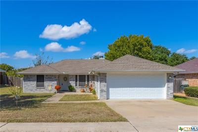 Copperas Cove Single Family Home For Sale: 510 Alfred Drive