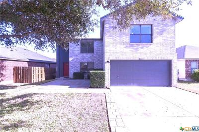 Cedar Park Single Family Home For Sale: 2602 Glen Field Drive