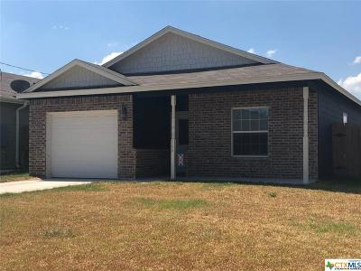 Lampasas Single Family Home For Sale: 802 S Live Oak Street