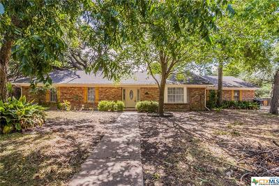 Temple Single Family Home For Sale: 3605 Chisholm Trail