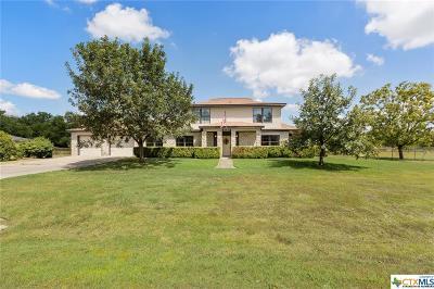Temple Single Family Home For Sale: 6520 Venus